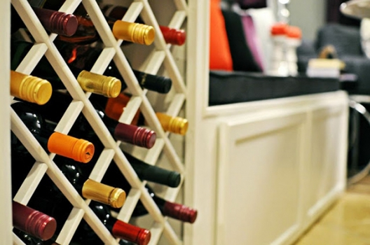 How to build your own home wine rack