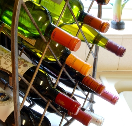 Storing Your Wine at Home