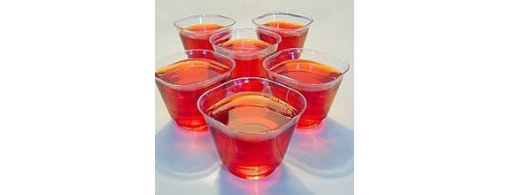 Wiggly Wine Shots Recipe